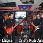 Live Musik im Irish Pub