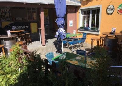 IrishPubAnsbach-Biergarten
