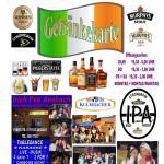 Irish Pub Ansbach - Getränkekarte Seite 1