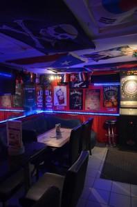 Die Sofa Ecke im Irish Pub Ansbach