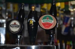 Die Irischen Biere im Irish Pub Ansbach