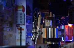 Zapfhähne im Irish Pub Ansbach