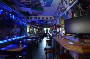 Irish Pub Ansbach - Innenraum von hinten
