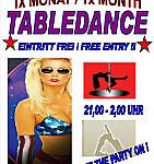 Tabledance
