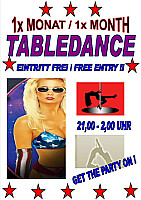 Irish Pub Ansbach - Tabledance